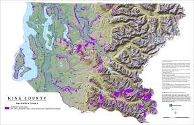 Washington State Map With Counties by Regional Hazard Mitigation Plan King County
