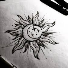 a godsmack sun look cool tattoos