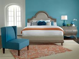 bedroom accent wall brown dark gray king size quilt fantastic blue