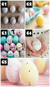 Decorating Easter Eggs With Sharpie Pens by 101 Easter Egg Decorating Ideas The Dating Divas