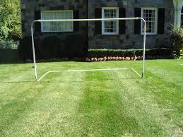 Soccer Net For Backyard by 10x5x5 Soccer Goal 4 Steps