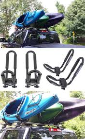 best 25 kayak roof rack ideas on pinterest kayak car rack roof