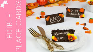 diy toothpick engraved edible chocolate bar thanksgiving place