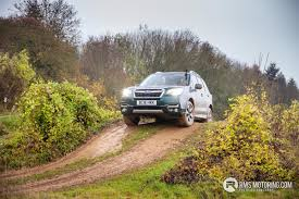 subaru off road subaru excel with the forester rms motoring