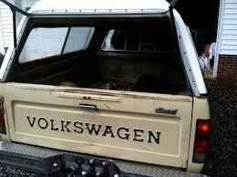 volkswagen rabbit truck 1982 vw rabbit truck for sale north carolina sell used vw volkswagen