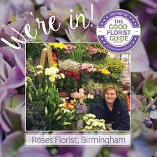 local florist about roses florist great barr