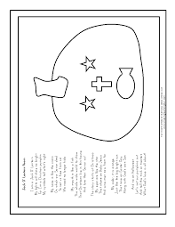 christian pumpkin coloring pages