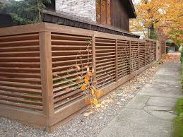 Cheap Fences For Backyard Through Modern Fence Pictures Will Help You Choose The Best