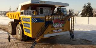 bbc future belaz 75710 the giant dumptruck from belarus