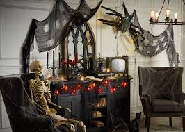 get ghoulish with skeletons more for indoor halloween decor