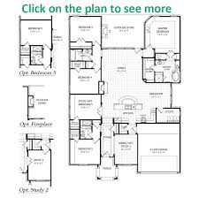 milton plan chesmar homes dallas