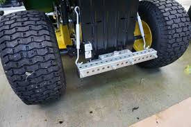 tarp tow rear economy attachment device installations for john