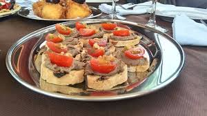 pate canapes pate canapes picture of pimientos restaurant san miguel de