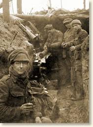 christmas in the trenches 1914