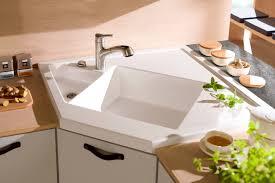 bathroom picturesque infinite corner stainless steel undermount