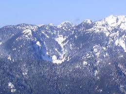 north shore mountains wikipedia