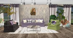 autum bliss livingroom by ilona at my the sims 3 world