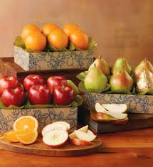 organic fruit of the month club deluxe treat fruit royal verano pears gift harry david