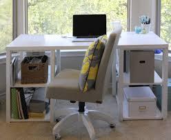 Easy Diy Desk Home Dzine Home Diy Diy Easy Home Office Or Child S Desk
