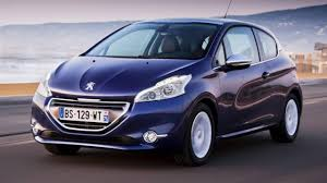 the new peugeot top gear drives the new peugeot 208 top gear
