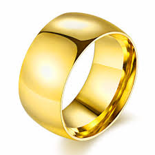 popular cheap gold rings for men buy cheap cheap gold popular wide men black wedding band buy cheap wide men black wedding