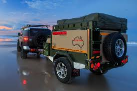 offroad trailer uev 330 rugged off road campers for you