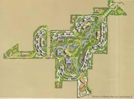 Map Central Park Apartment In Central Park 2 Prithvi Estates