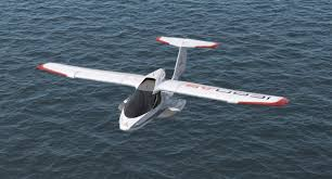 hibious light sport aircraft amphibious light sport aircraft icon a5 3d model cgstudio