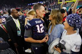 tom collins guy tom brady delighted his wife gisele bundchen and ill mother were