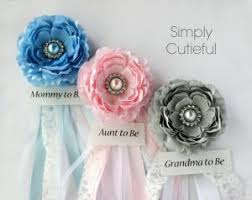how to make a baby shower corsage diy baby shower corsage for guest image bathroom 2017