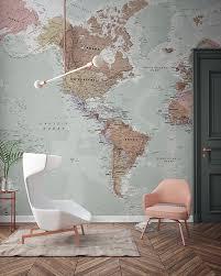 Home Wallpaper Best 25 Map Wallpaper Ideas On Pinterest World Map Wallpaper