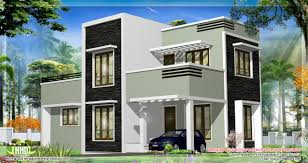 Home Design Pc Game Download 1278 Sq New Flat Roof Home Design Thraam Com