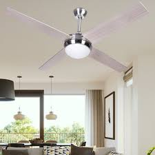 Living Room Ceiling Fans With Lights by Online Get Cheap Stainless Steel Ceiling Fan Aliexpress Com