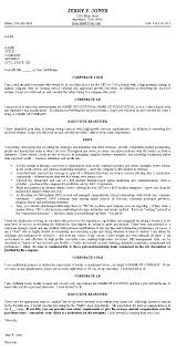 Resume Usa Format Good Executive Resume Cover Letter Examples 48 With Additional