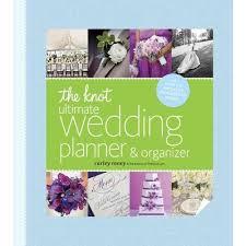 all the essentials wedding planner the knot ultimate wedding planner organizer walmart