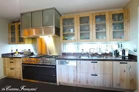 cuisine bois flotté cuisine bois flotte dans le bassin darcachon cette cuisine en