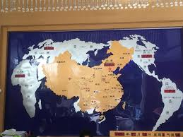 World Map China by World Map In A Chinese Hotel X Post R China Funny