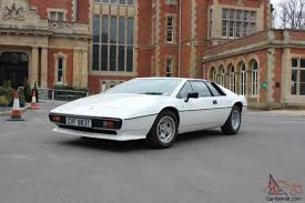 esprit s2 in monaco white 1979