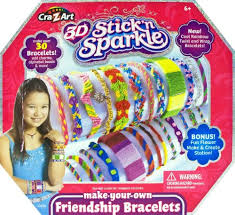bracelet kit images Cra z art stick n sparkle make your own friendship jpg