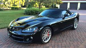 sold 2005 dodge viper srt 10 for sale by autohaus of naples