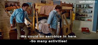Hey I Forgot To Ask You Do You Like Guacamole Roomies - Step brothers bunk bed quote