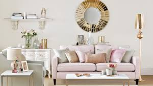 Living Room Ideas For Yelle And Gray Design Trend How To Add Rose Gold To Your Homeeverything Girls