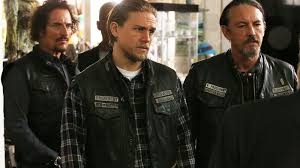 Sons Of Anarchy Meeting Table Sons Of Anarchy Papa S Goods