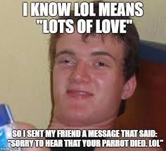 So In Love Meme - 10 guy meme imgflip