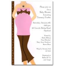 pink and brown baby shower diamond baby shower pink and brown invitations clearance