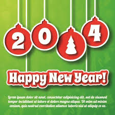 New Poster Design Ideas 2014 New Year Poster Background Vector Design 03 Free Download