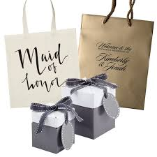welcome bags for wedding 10 things to put in your wedding welcome bags instyle