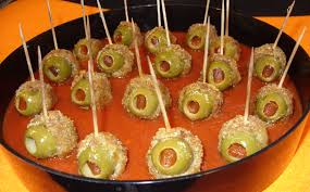 halloween recipe skewered bloody eyeballs kristinpotpie