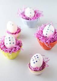 Easter Egg Decorating Hacks easy easter egg decorating ideas tattoo eggs splatter paint eggs