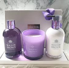 molton brown exquisite vanilla u0026 violet flower body u0026 home gift
